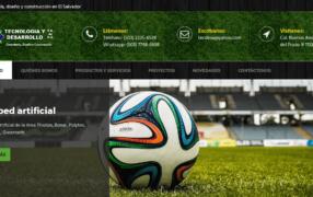 Sitio web TECDESA