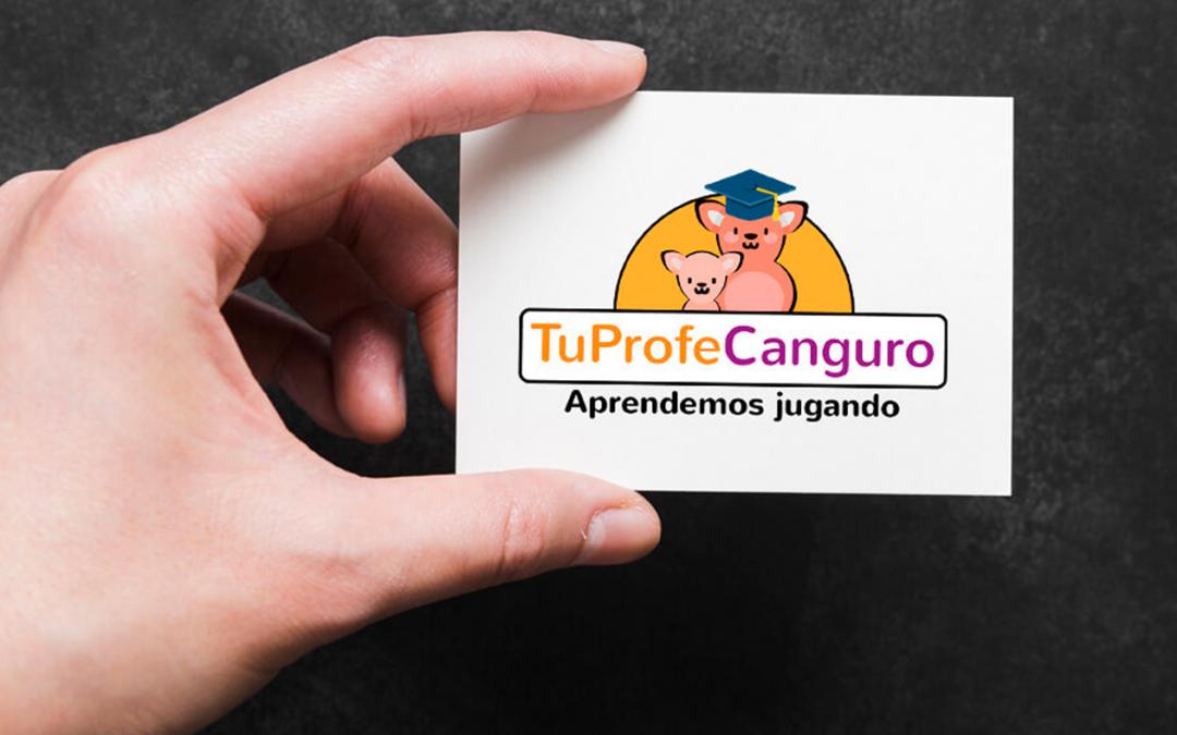Identidad corporativa TuProfeCanguro