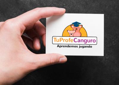 TuProfeCanguro | Logotipo