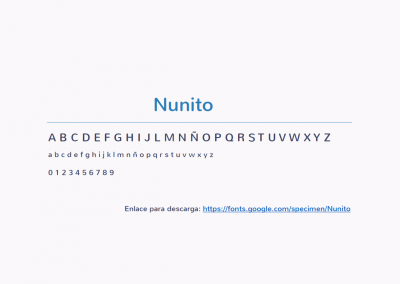 TuProfeCanguro | Fuente tipográfica