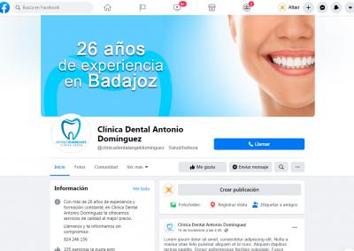 dentista-badajoz.es | Fanpage Facebook