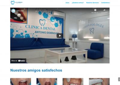 dentista-badajoz.es | Video institucional