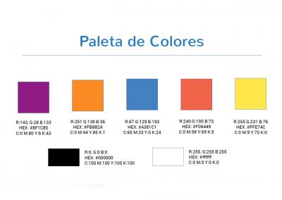 DETODOTraining   Paleta de colores