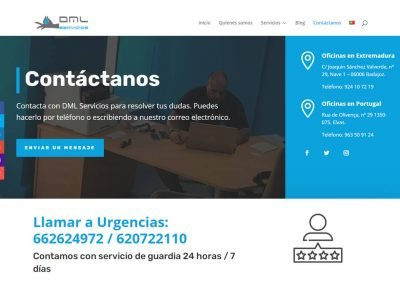 dml-servicios.com | Contáctanos