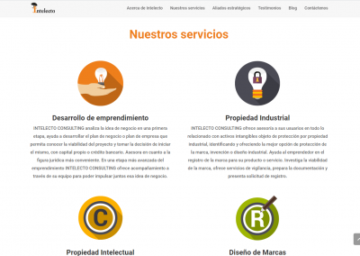 intelecto-consulting.es   Servicios