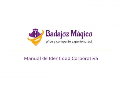 Badajoz Mágico | Portada de manual