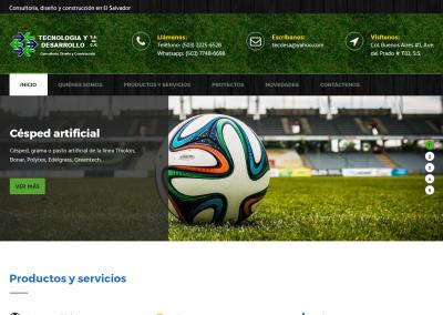 tecdesa.com | Página principal