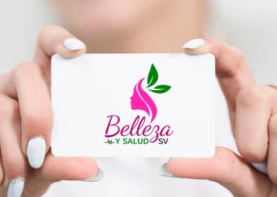 Identidad corporativa Belleza y Salud SV