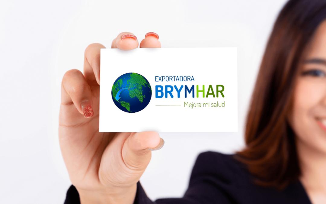 Exportadora BRYMHAR | Logotipo