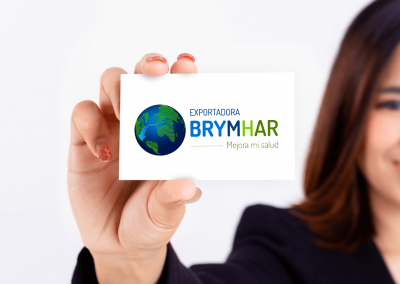 Identidad corporativa Exportadora BRYMHAR