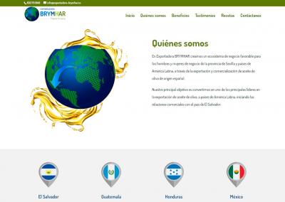 Exportadora BRYMHAR | Quiénes somos