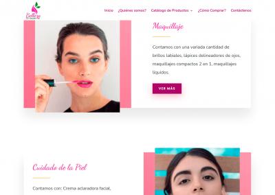 Belleza y Salud SV | Categorías de productos