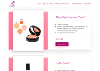 Belleza y Salud SV | Productos: Maquillaje