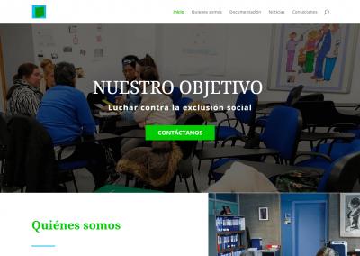 Desarrollo de sitio web equiposolidaridad.org