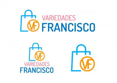 Variedades Francisco   Variantes del logotipo